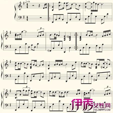 轻钢琴曲 曲谱-活动小丑钢琴谱展示 教你轻松学会看五线谱