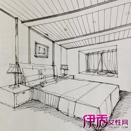【室内设计手绘图线稿】【图】室内设计手绘图线稿件