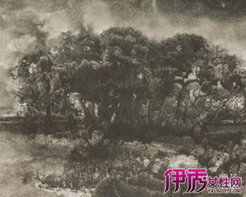 从古埃及和中国等东方文明古国发展起来的东方绘画图片