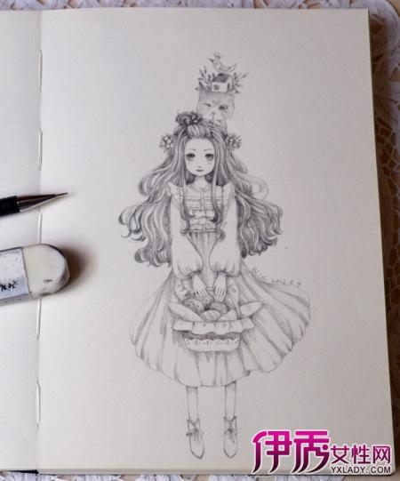 铅笔手绘画|life.yxlady.com-伊秀生活小常识