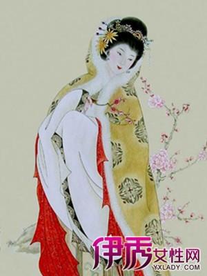 【图】古代四大美女工笔画集 沉鱼落雁闭月羞花