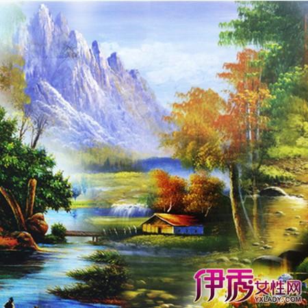 【世界名画风景画】【图】世界名画风景画图片大全