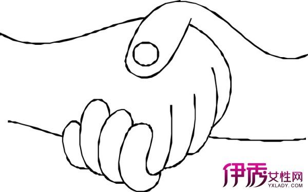【小朋友手牵手简笔画】【图】小朋友手牵手简笔画