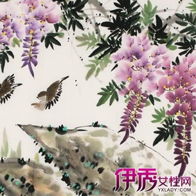 【图】紫藤花手绘图片欣赏 手绘的三大知识点大曝光