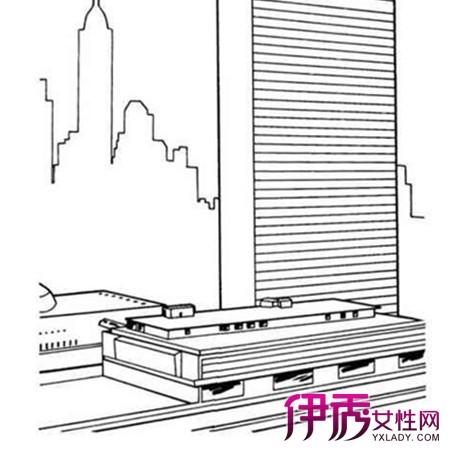 【图】建筑物简笔画图片大全欣赏 七个方法教你轻松学会简笔画