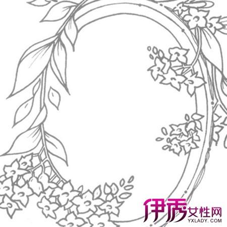 【图】花边边框手绘图片赏析 手绘的技巧方法和表现方法须知