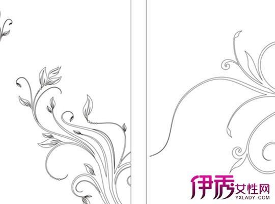【图】铅笔手绘花边边框图片大全 教你如何画出好看手绘