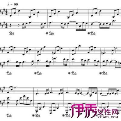 【图】欣赏亡灵序曲钢琴谱简谱