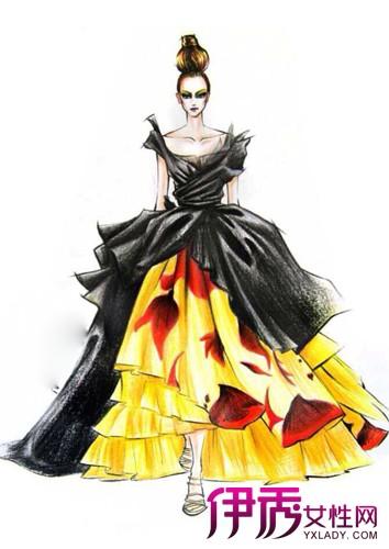 面料以及顾客的爱好,画师在服装上用专门的服装手绘颜料绘画出精美图片