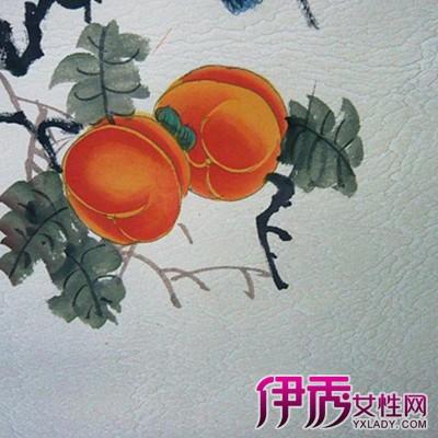 柿饼手绘海报|life.yxlady.com-伊秀生活小常识