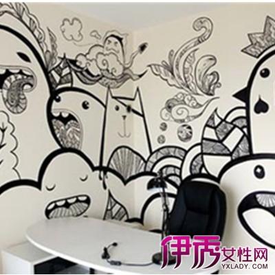 【图】黑白创意手绘图片大全 教你手绘的方法技巧