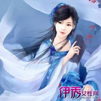 【图】唯美古装美女手绘图片 4种曼妙姿色