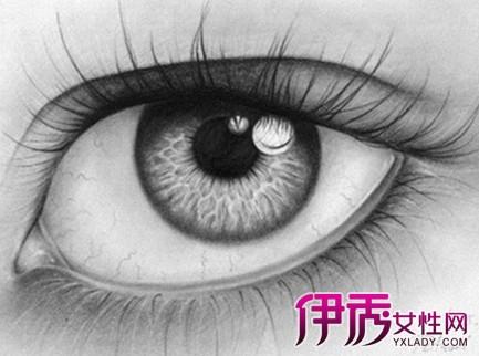 【图】教初学者怎样画眼睛 零基础教你画出完美双眼