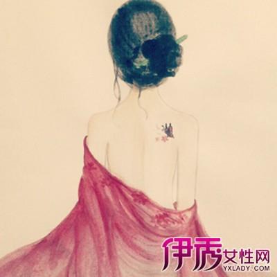 【图】手绘女孩背影图片大全 几个手绘技巧方法推荐