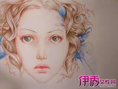 【图】彩铅手绘小清新插画欣赏 彩铅入门基础知识介绍
