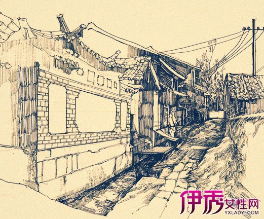 【丽江手绘】【图】丽江手绘图