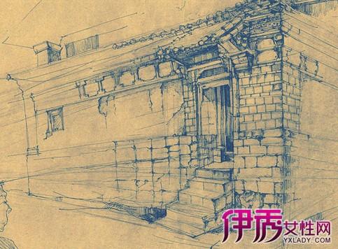 泰式佛教手绘图片欣赏