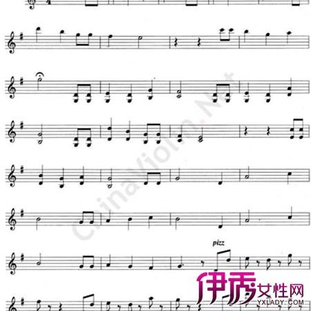 生日快乐歌简谱钢琴谱