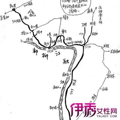 【图】桂林手绘地图欣赏 你不可不知的马克笔作常识