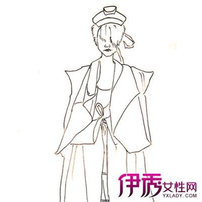 【图】展示古代服装手绘效果图 带你了解绘画6个步骤