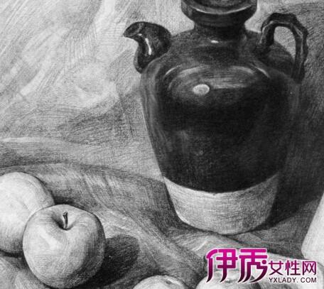 【素描罐子的画法】【图】素描罐子的画法介绍