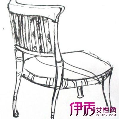 【椅子手绘图】【图】椅子手绘图大全