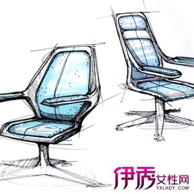 【图】椅子手绘图大全 几个手绘的技巧方法推荐