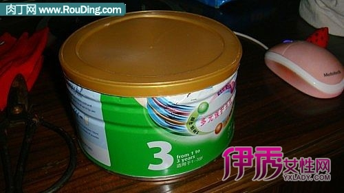 奶粉罐大改造; 废品小手工制作图解废品大手工制作