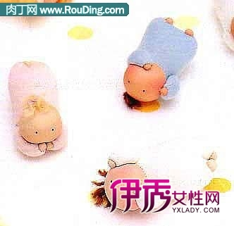 diy手工制作布偶-超可爱的婴儿布艺娃娃