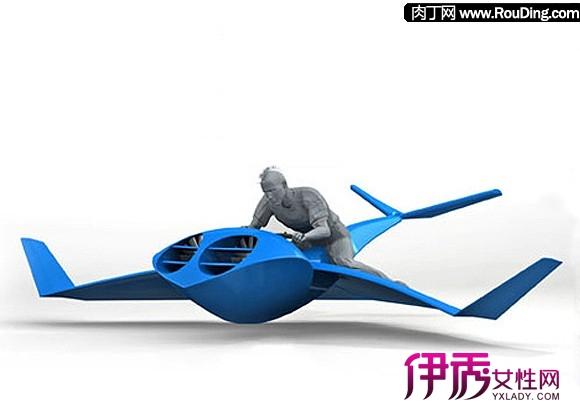 概念设计:磁悬浮汽车和地面飞行器
