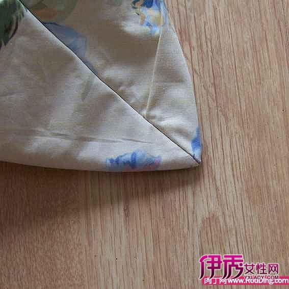布艺包制作方法