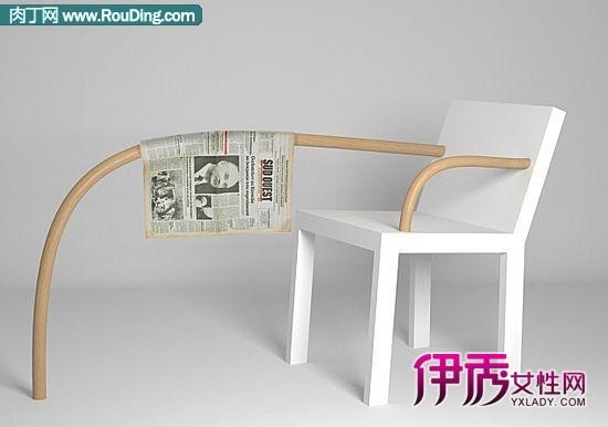 发散性椅子和贴片椅子的创意设计