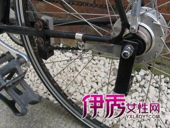 斗手工自行车制作过程