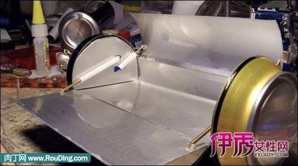 diy易拉罐制作:超酷卡车乐队图解