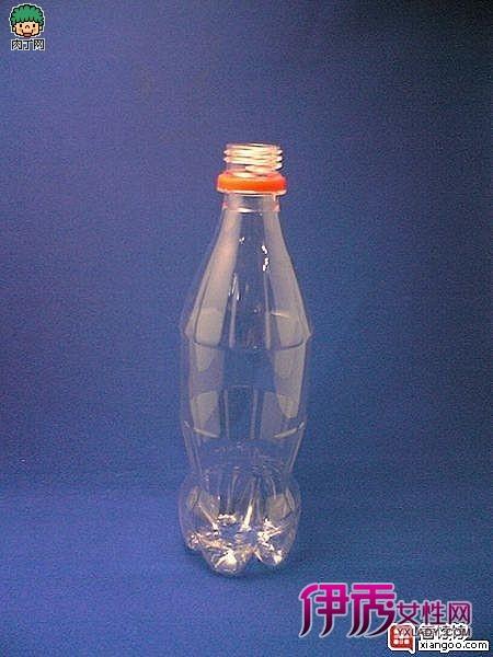 用可乐瓶,矿泉水瓶等塑料瓶做的美丽花瓶(第1页)