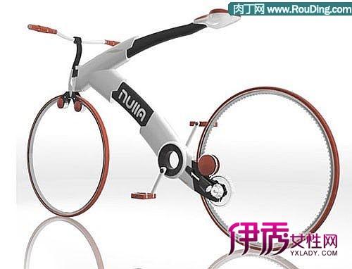 无链条自行车和自行车的趣事合集