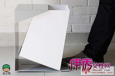 结构简单的垃圾桶创意设计