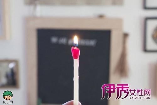 手工制作温暖火柴型蜡烛小礼物