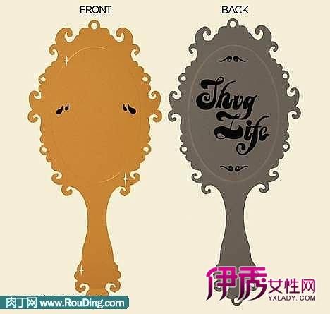 白雪公主纹身头像分享展示