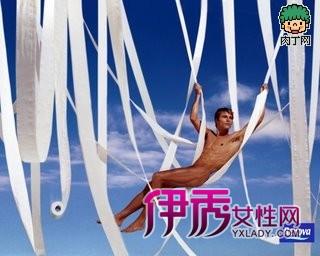 卫生纸的性感创意海报设计(第1页)_创意发烧感冒病毒性十个宝宝月总是DIV_创图片