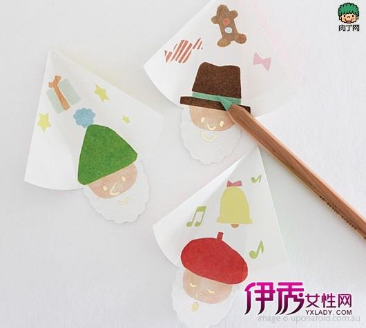 卡片达人看过来:手绘生日卡,手绘圣诞卡创意作品学习