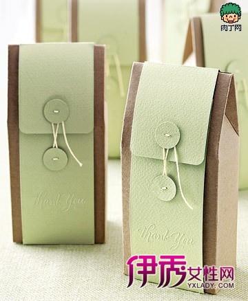 一组欧美风格礼物包装盒设计作品欣赏