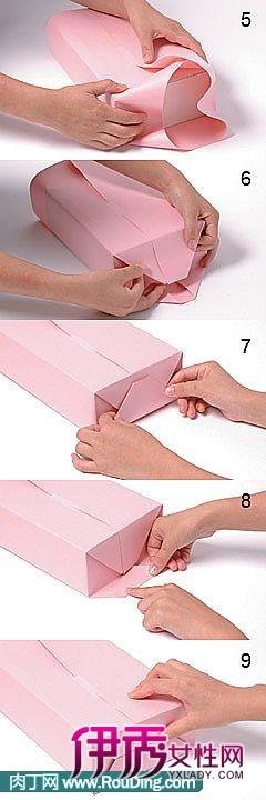 礼物包装方法大全(第1页)