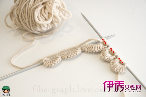 织毛衣怎么起针?教你一款有趣的起针法