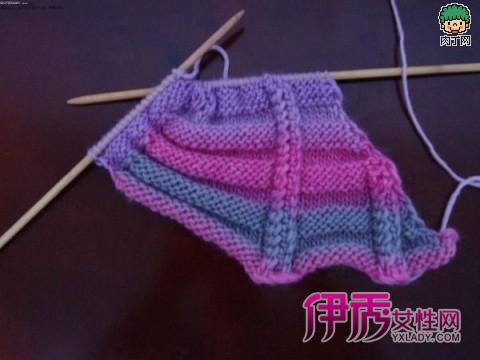 手工编织各种帽子图