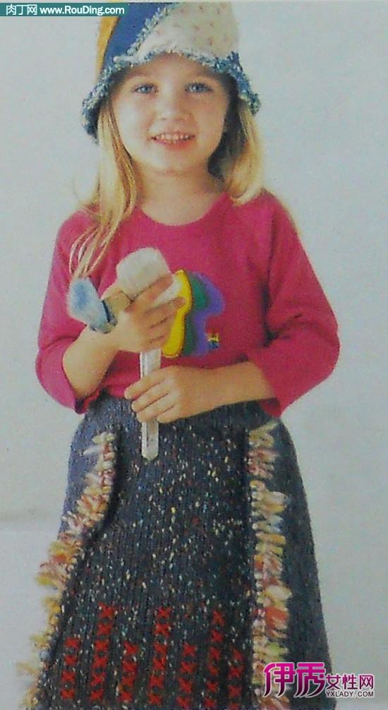 创意 / 正文  儿童毛衣编织款式,马甲上衣图解儿童毛衣编织花样图时尚