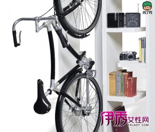 创意家具设计:打造你的专属自行车停车位图片