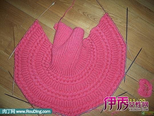 女儿童毛衣编织花样图解,毛线编织图案_创意D