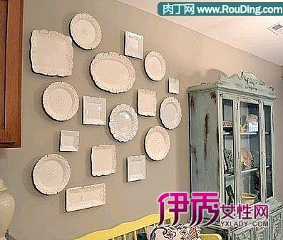 手工制作墙壁装饰图片