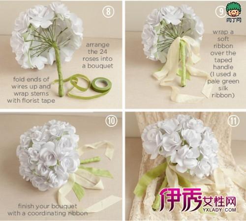 Букет из цветов своими руками пошаговая инструкция